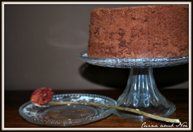 Angel food cake 1