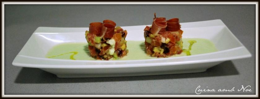 tartar i gazpacho
