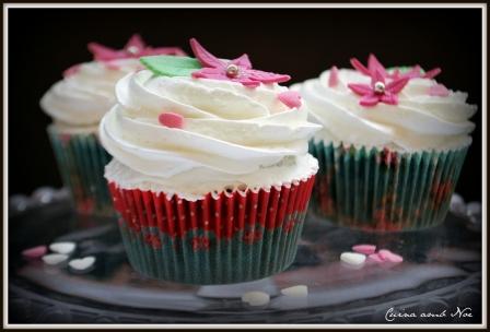 Cupcakes de choco y merengue 1