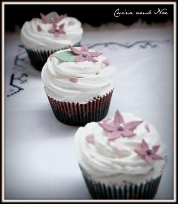 Cupcakes de choco y merengue 2
