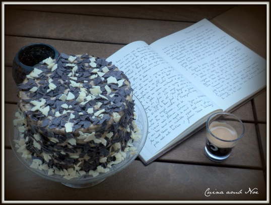 Choco pumkin cake 2