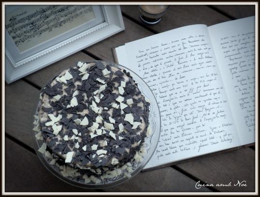 Choco pumkin cake 3