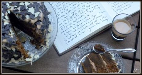 Choco pumkin cake 4