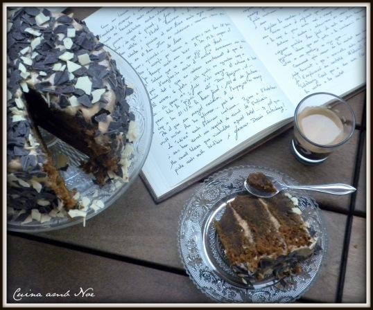 choco pumkin cake 6
