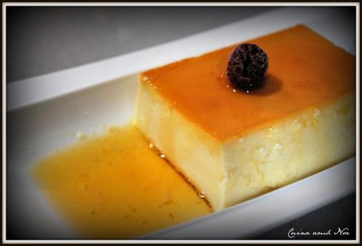 Flan formatge 1