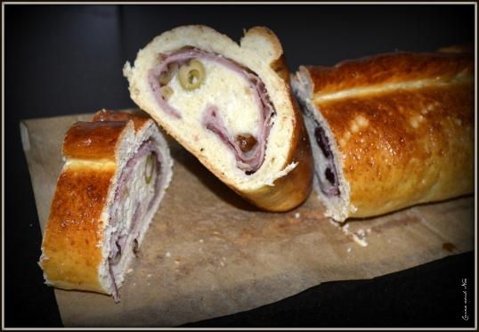 Pan de Jamón I